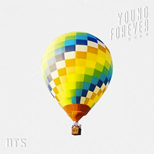 album cover for The Most Beautiful Moment in Life: Young Forever