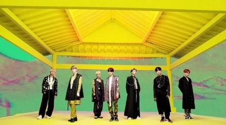 BTS Fanchants - Interactive BTS lyrics and fanchants – read