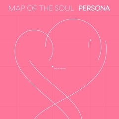 Map of the Soul: Persona cover image