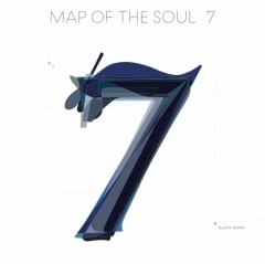 Map of the Soul: 7 cover image